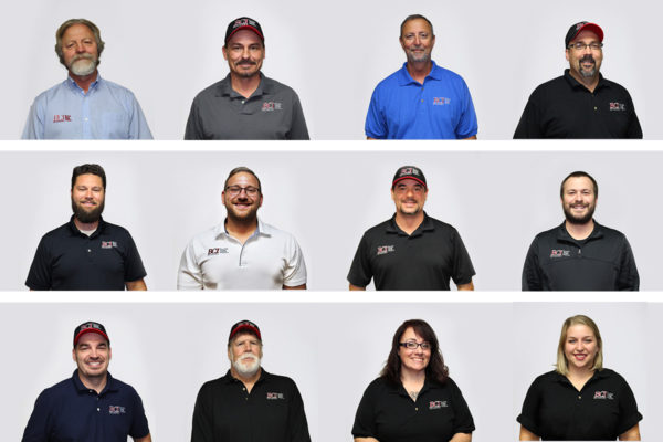 Meet the BCI Exteriors Team