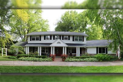 Black GAF Timberline Roof BCI Exteriors Elm Grove