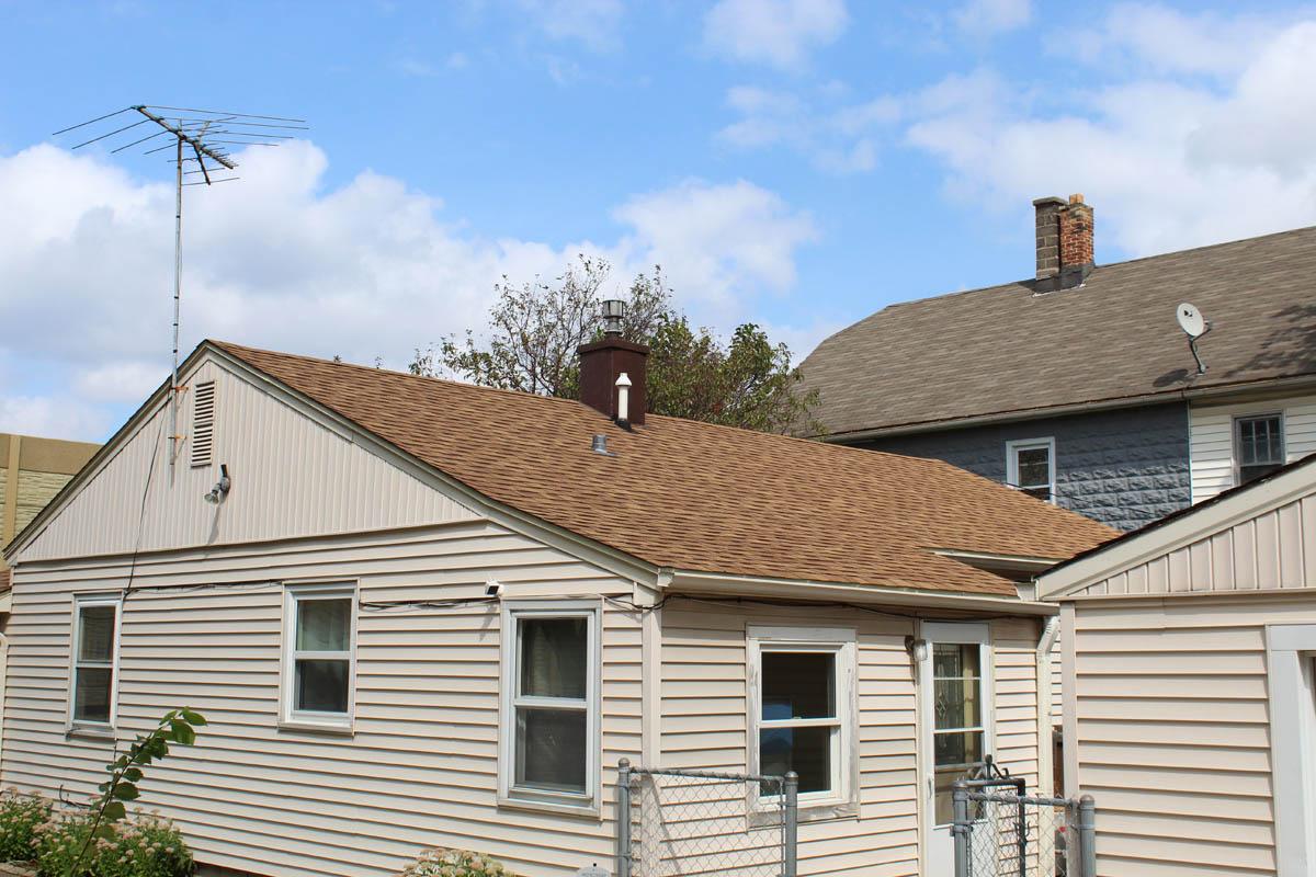 New Roof Milwaukee Bci Exteriors