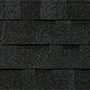 Owens Corning TruDefinition Duration Onyx Black Shingle