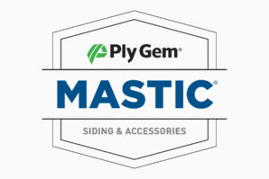 Ply Gem Mastic Siding and Accessories Logo