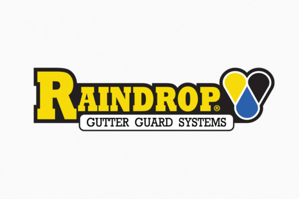 Raindrop Gutter Protection Logo
