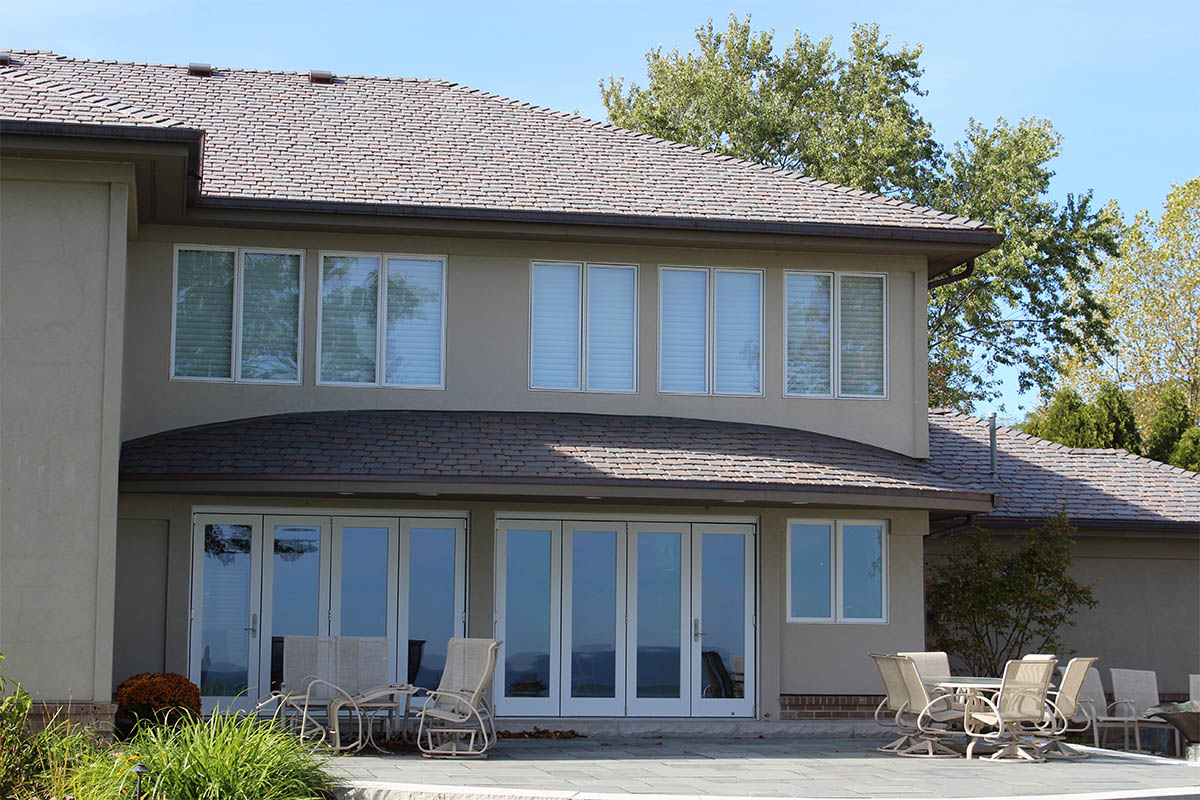 New Lakeshore Roof Amp Gutters Mequon Bci Exteriors