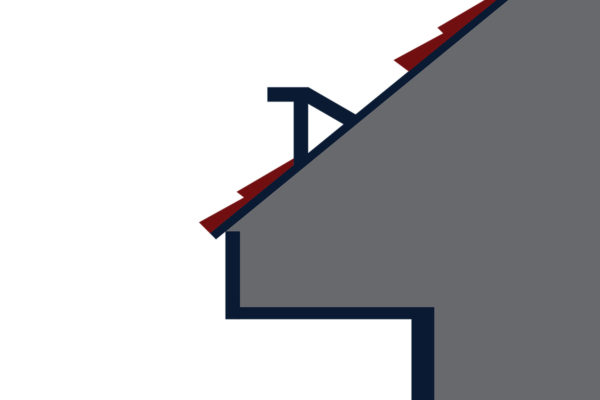 Yankee Style Gutter Graphic