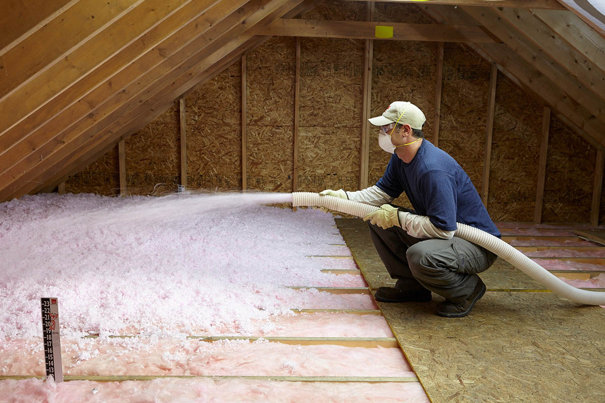 Wisconsin Home Performance Customized Insulation Bci