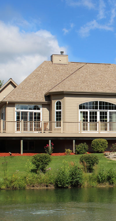 BCI Exteriors Home Performance Services