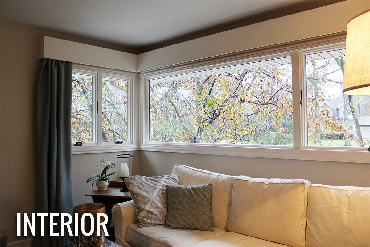 Enjoy The Warmth Of A Beautiful, Solid Wood Interior Window With The  Strength Of The Fiberglass Exterior, All At An Installation Price That Is  Achievable.
