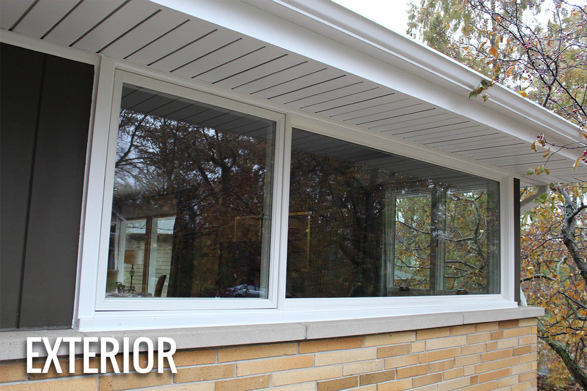 New Windows Inside And Out Elm Grove Bci Exteriors