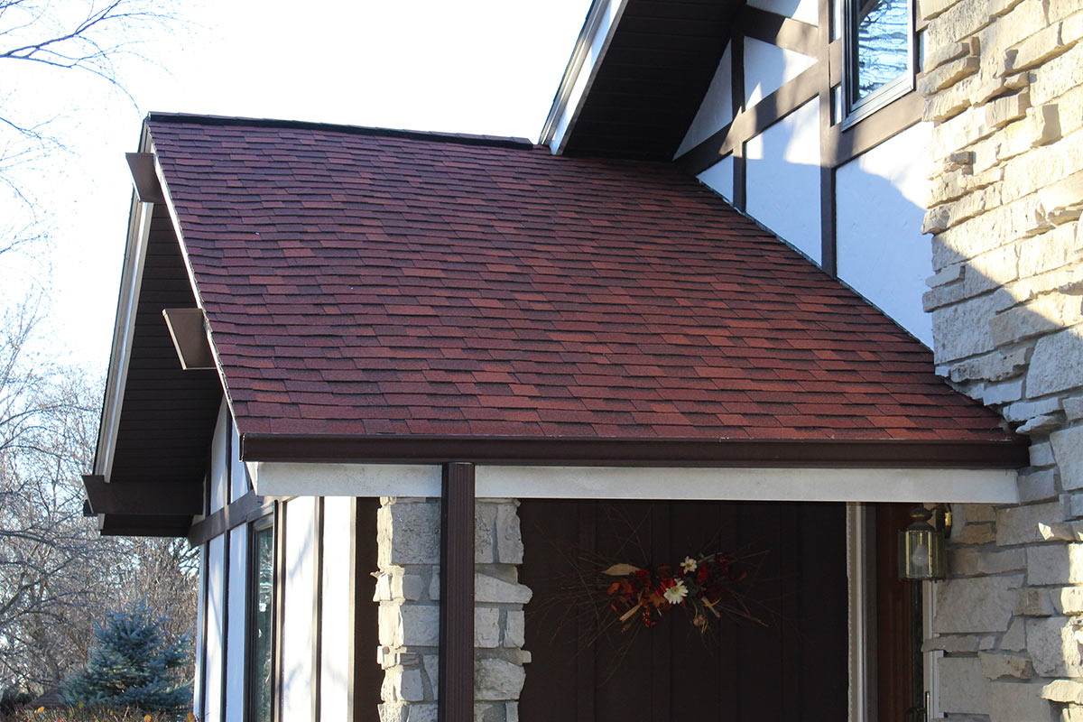 Red Terra Cotta Roof Sussex Bci Exteriors