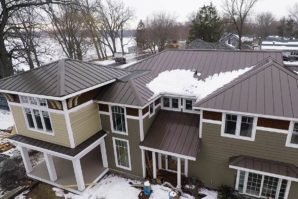 metal roof for new addition Oconomowoc Wisconsin