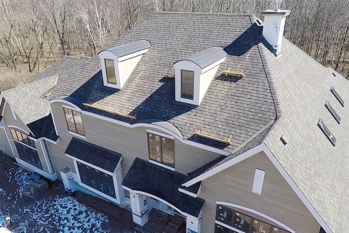 Curved Metal Barrel Roofs Grafton Bci Exteriors