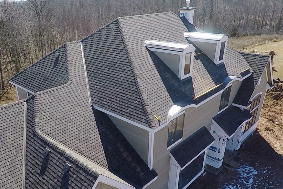 Curved Metal Barrel Roofs Grafton Bci Exteriors