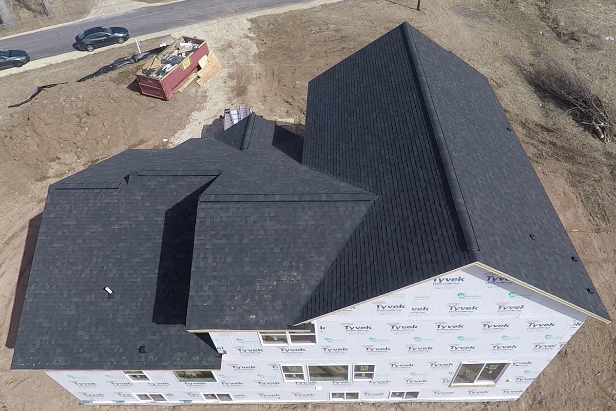 New Roof For New House Grafton Bci Exteriors