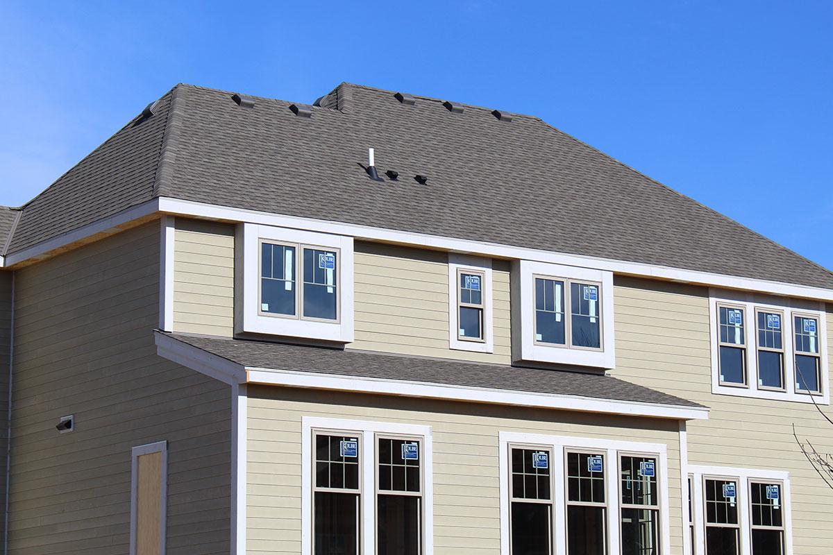 Weathered Wood Asphalt Roof Brookfield Bci Exteriors