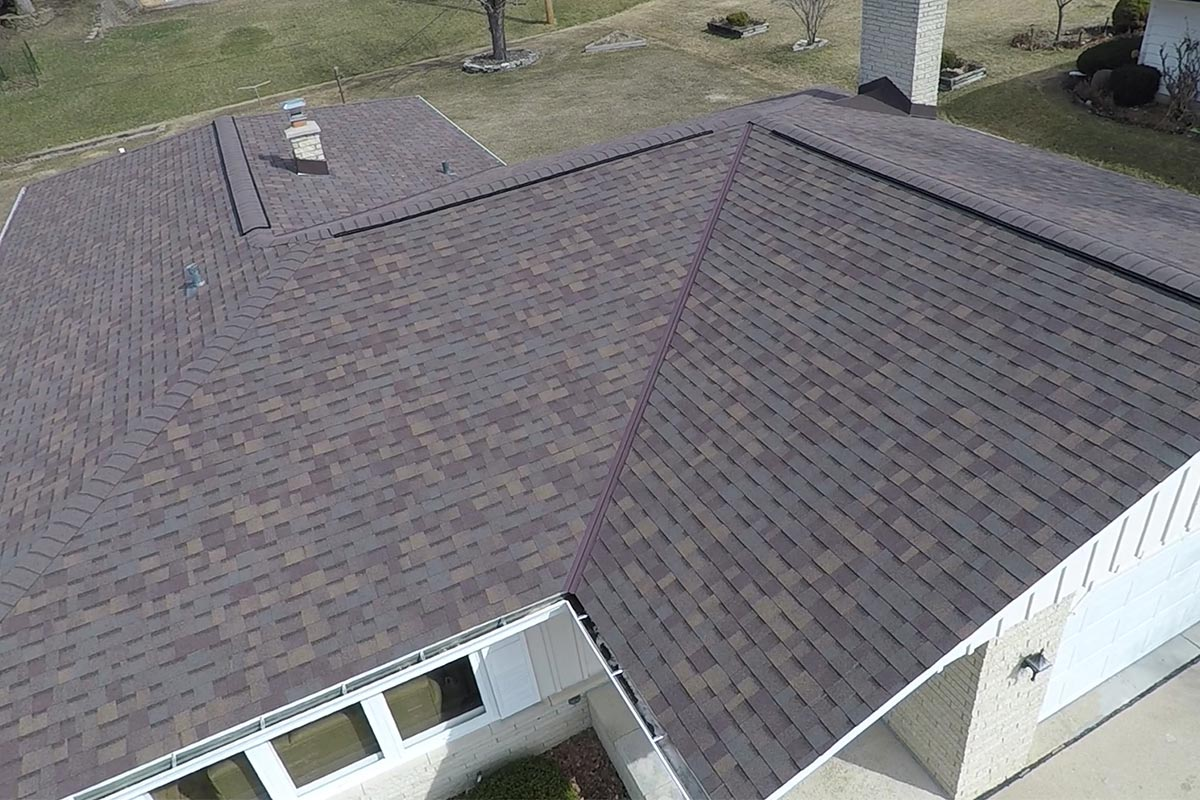 Chimney Roof Saddle Greendale Bci Exteriors