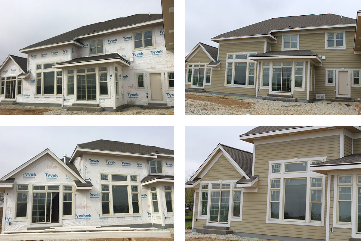 New House Construction Bloomfield Bci Exteriors