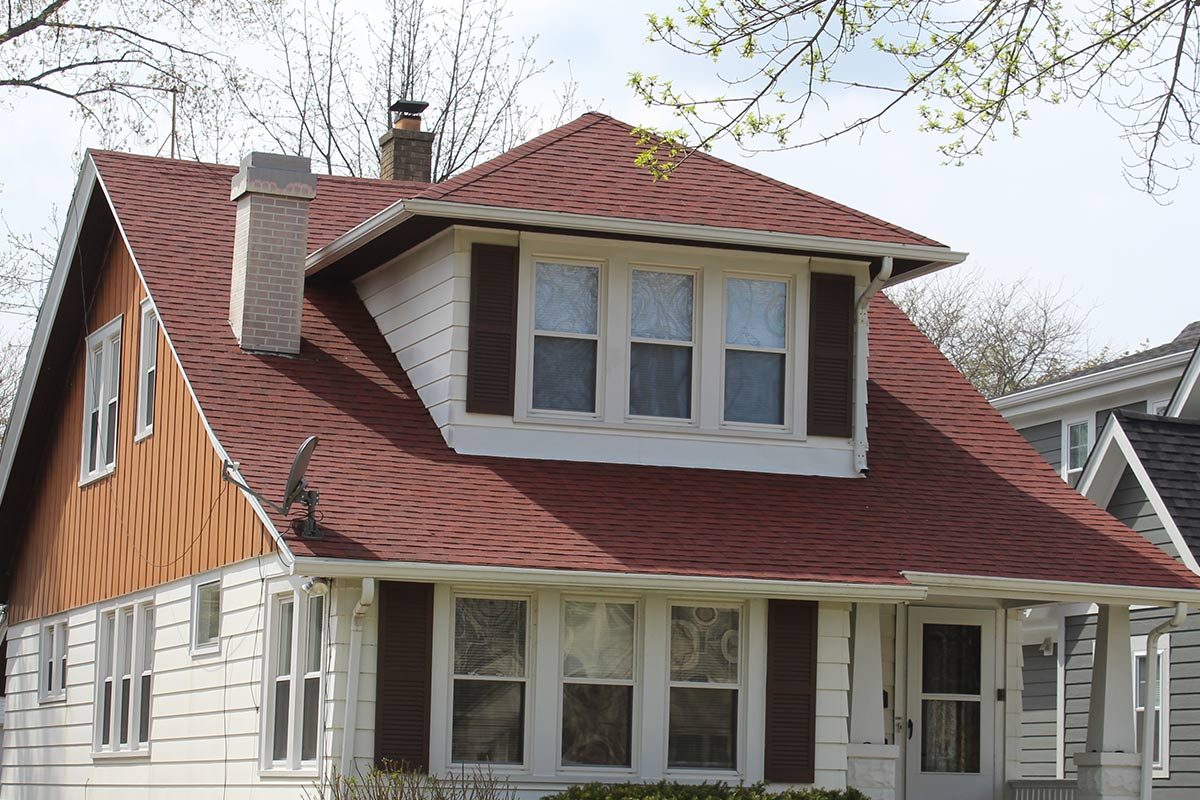 Red Roof Repair - Whitefish Bay - BCI Exteriors