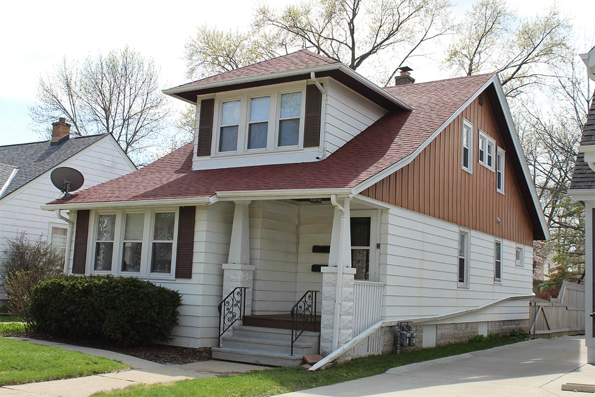 Red Roof Repair Whitefish Bay Bci Exteriors