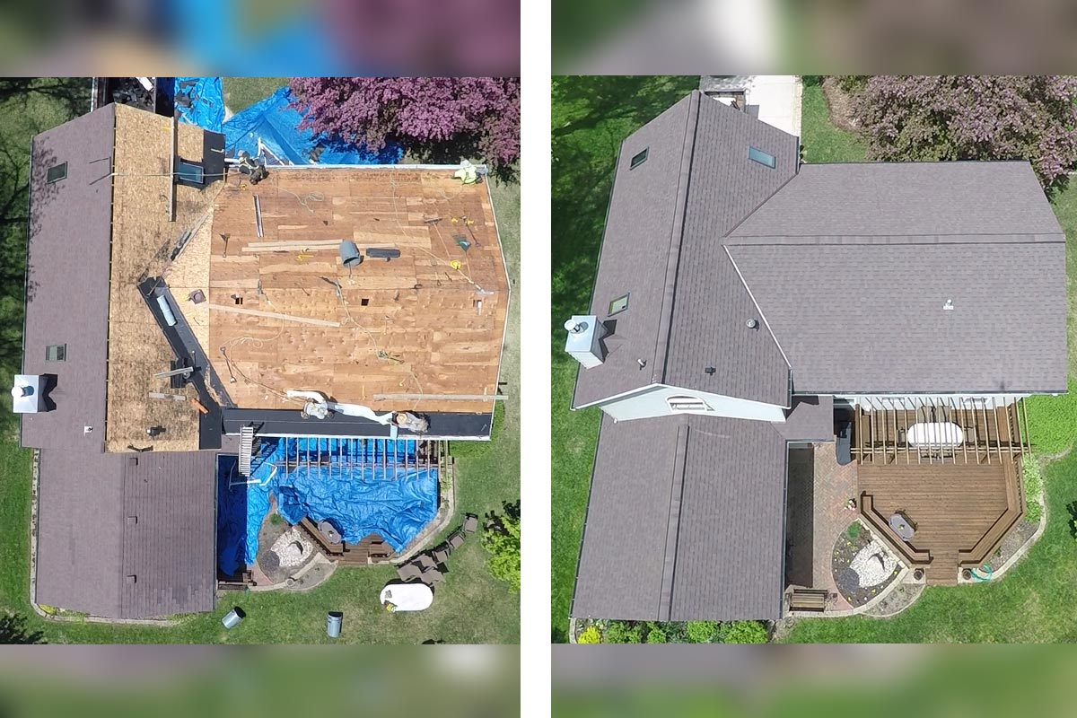 Quality Roof Repair Menomonee Falls Bci Exteriors