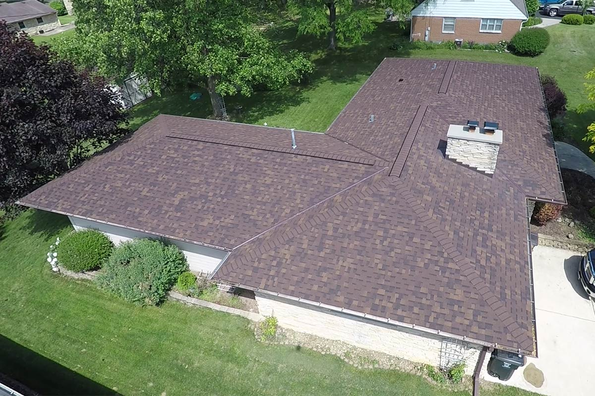 Beautiful Brown Roof Sussex Bci Exteriors