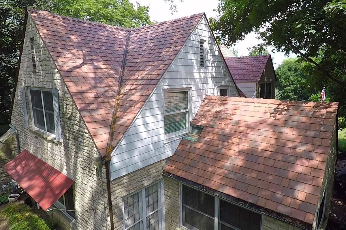 Tile Roofing Waukesha Bci Exteriors