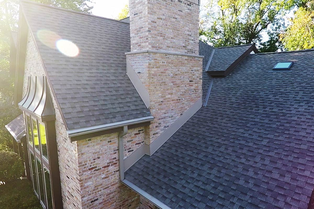 Flawless Roof Replacement Brookfield Bci Exteriors